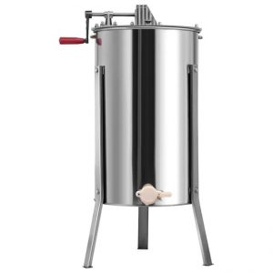 GoPlus 2-Frame Manual Honey Extractor