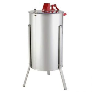 Happybuy 3-Frame Manual Honey Extractor