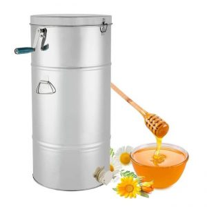 Happybuy 2-Frame Manual Honey Extractor
