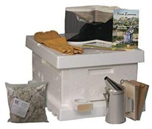 CoolMax Polystyrene Bee Hive Kit