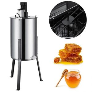 Happybuy 2-Frame Electric Honey Extractor