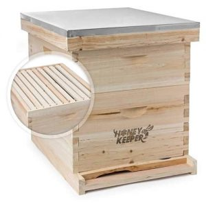 Honey Keeper 20-Frame Beekeeping Starter Kit (Langstroth BeeHive)