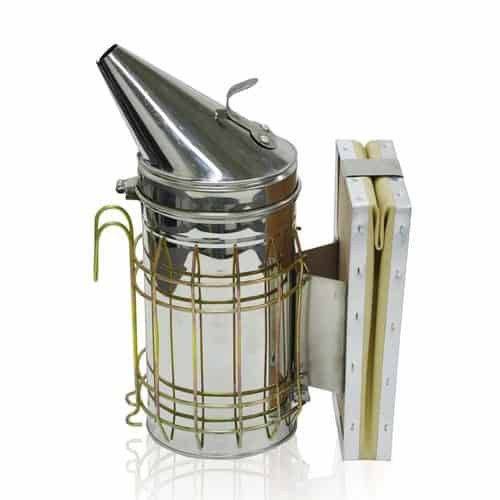Aspectek beehive smoker for beekeepers